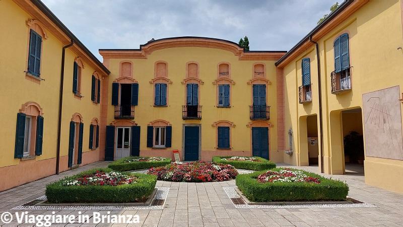 Cosa fare a Erba, Villa Majnoni
