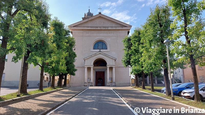 Cosa fare a Merone, la Chiesa dei Santi Giacomo e Filippo