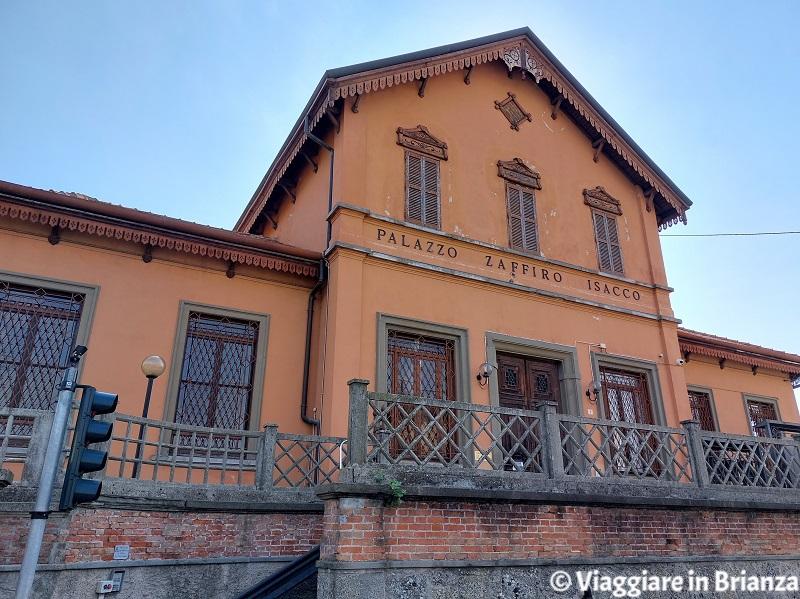 Cosa fare a Merone, Palazzo Zaffiro Isacco