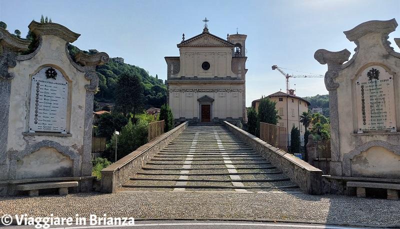 Cosa fare a Ponte Lambro, la Chiesa di Santa Maria Annunciata