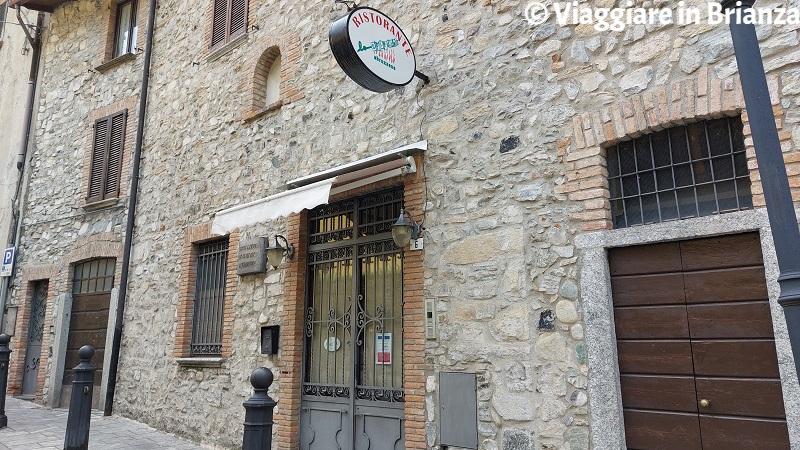 Cosa fare a Ponte Lambro, il ristorante Lo Spiedino Abruzzese