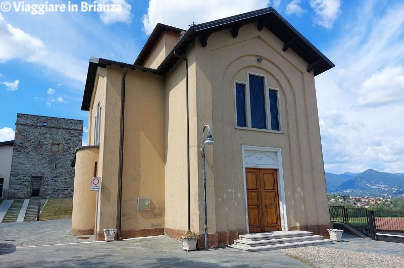 Cosa vedere a Costa Masnaga, la Chiesa di San Genesio
