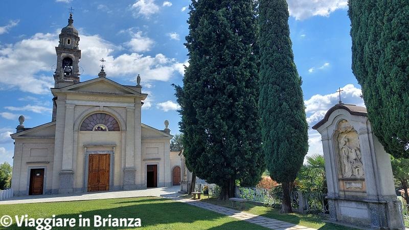 Cosa vedere a Costa Masnaga, la Chiesa di Santa Maria Assunta