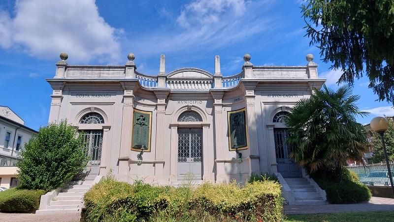 Cosa vedere a Costa Masnaga, il Palazzo Municipale