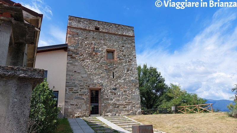 Cosa vedere a Costa Masnaga, la torre di Camisasca