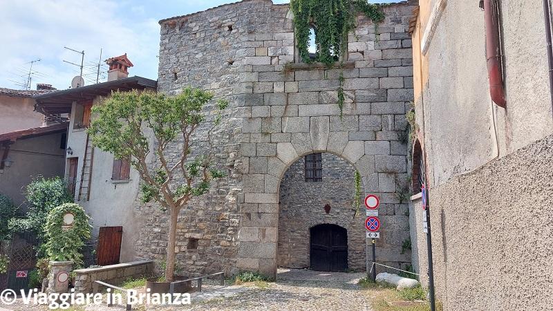 Cosa vedere a Erba, la Torre di Incino