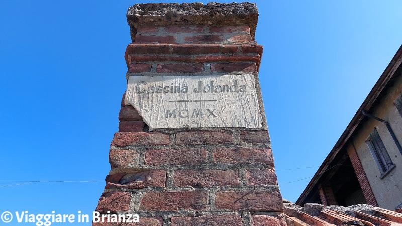 Costa Masnaga, Cascina Jolanda