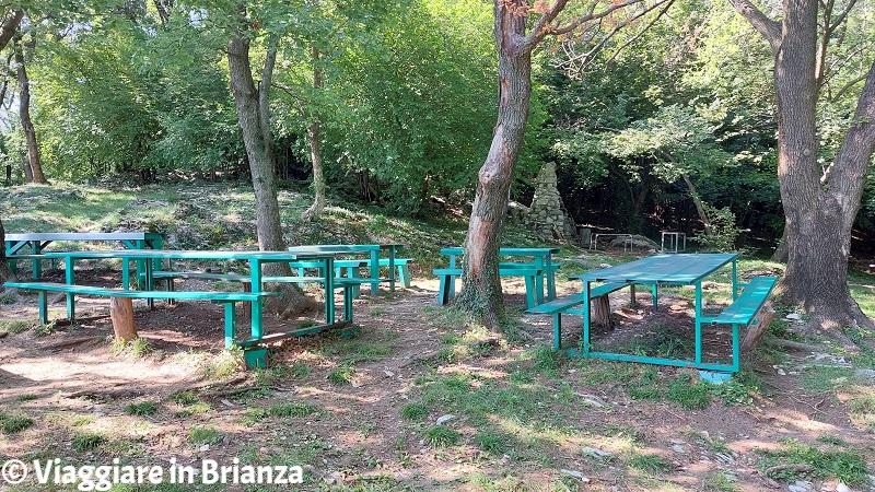 Dove fare picnic in Brianza