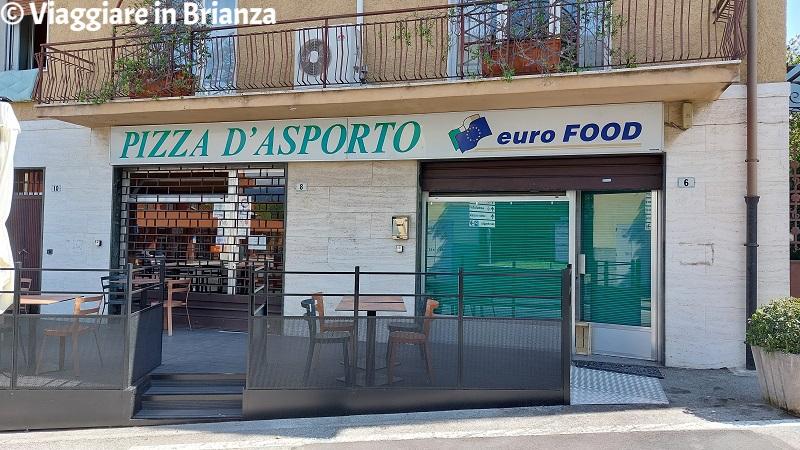 Dove mangiare a Costa Masnaga, Eurofood