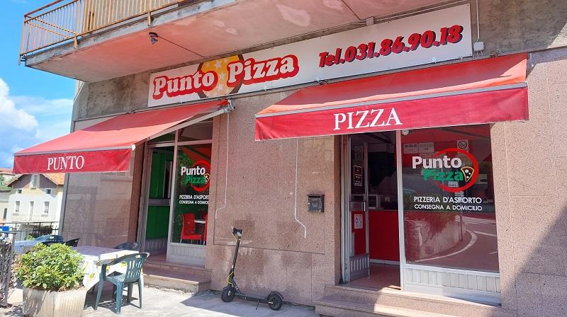 Dove mangiare a Costa Masnaga, Punto Pizza