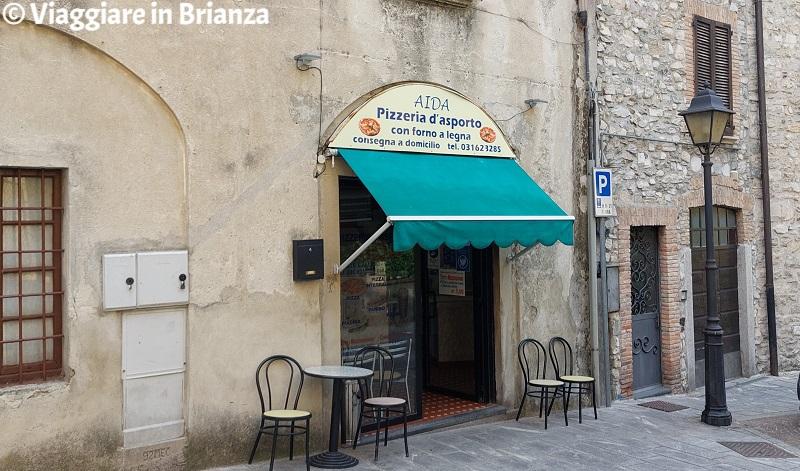 Dove mangiare a Ponte Lambro, pizzeria d'asporto