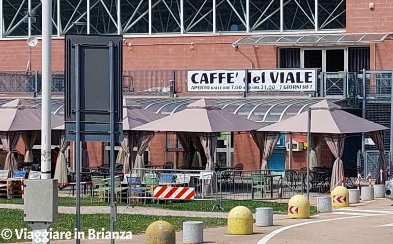 Dove mangiare a Rogeno, il Caffè del Viale