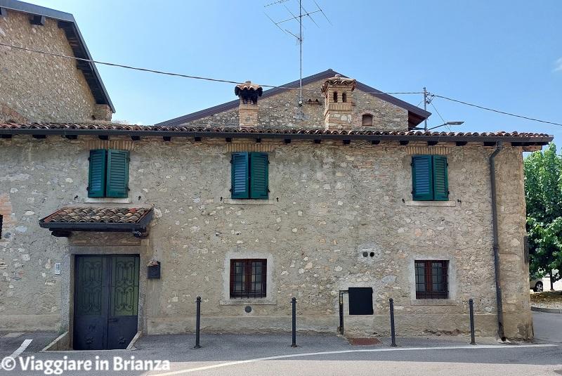 Erba, Incino e la contrada di Villincino: Casa Carpani