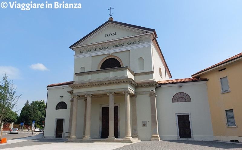 Erba, Incino e la contrada di Villincino: la Chiesa di Santa Maria Nascente