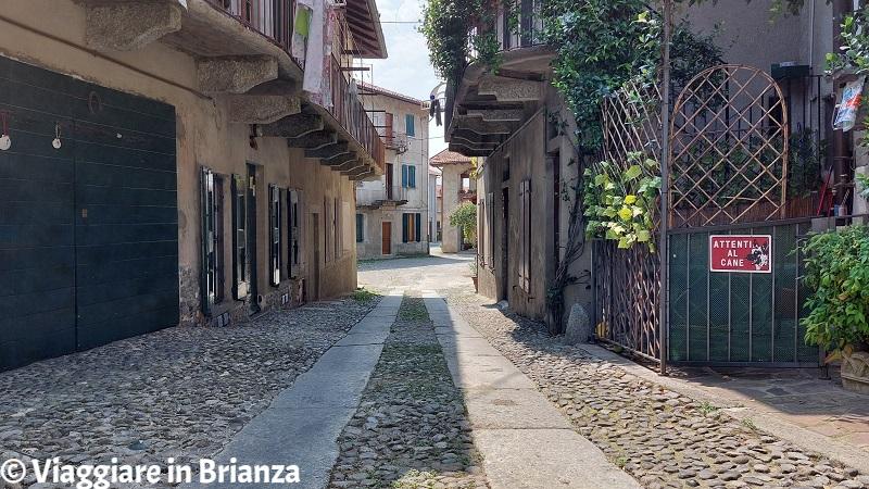 Erba, Incino e la contrada di Villincino medievale