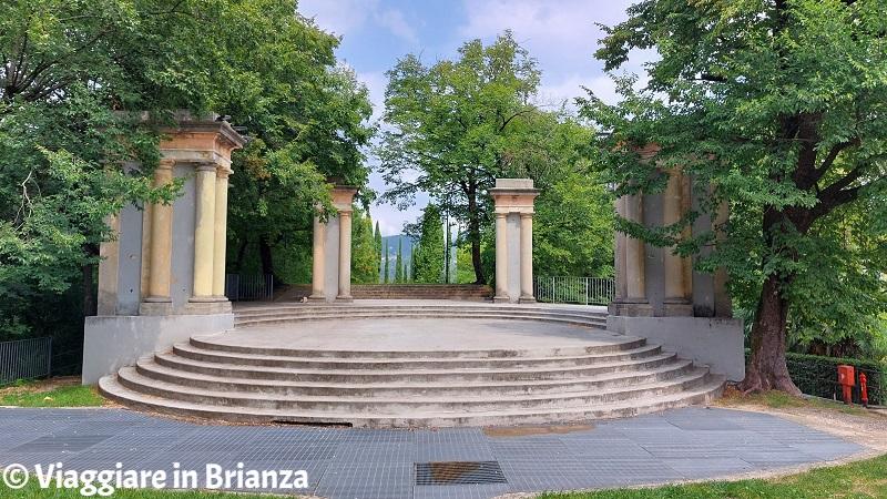 Erba, il Teatro Licinium