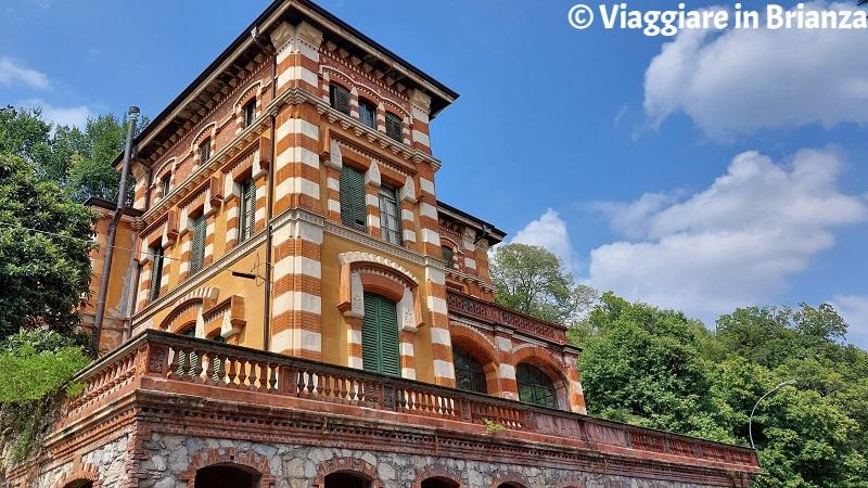 Villa Candiani a Erba