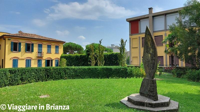 Erba, Villa Majnoni
