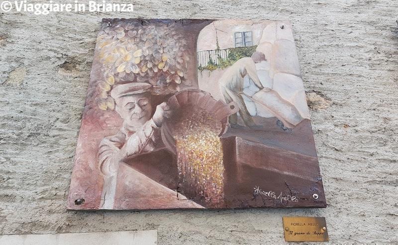 Fiorella Aiello, Il grano di Beppe
