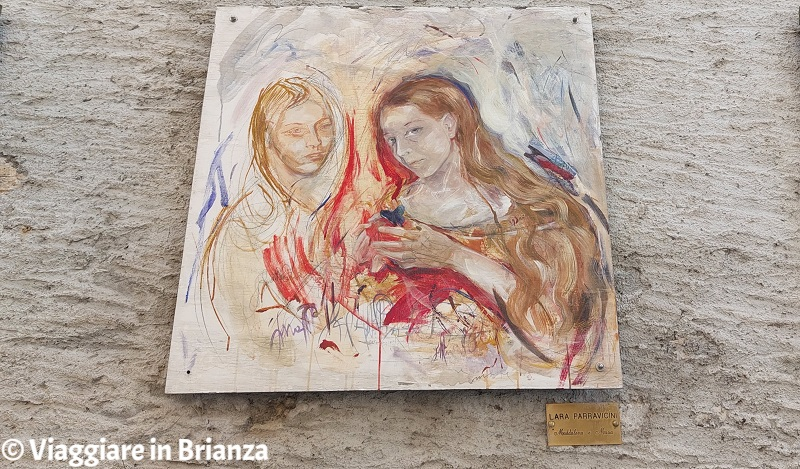 Lara Parravicini, Maddalena e Maria