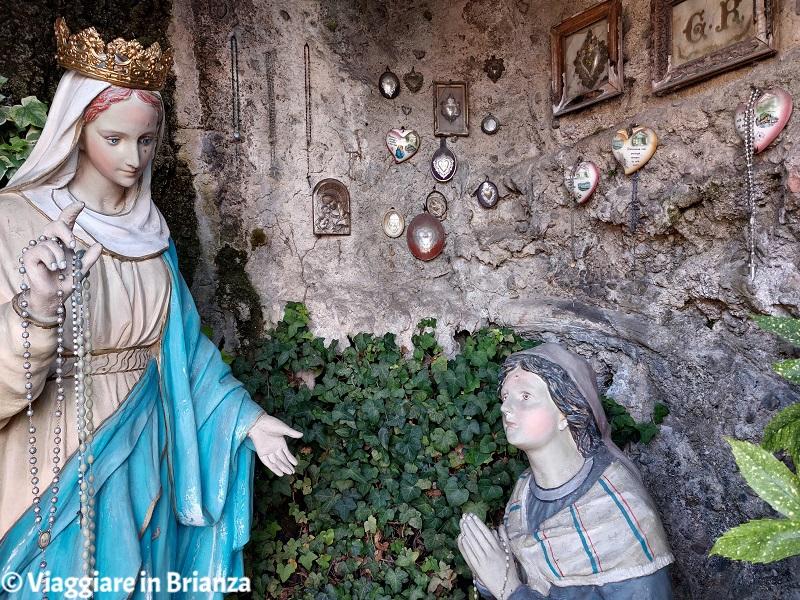 La Madonna di Caravaggio a Ponte Lambro