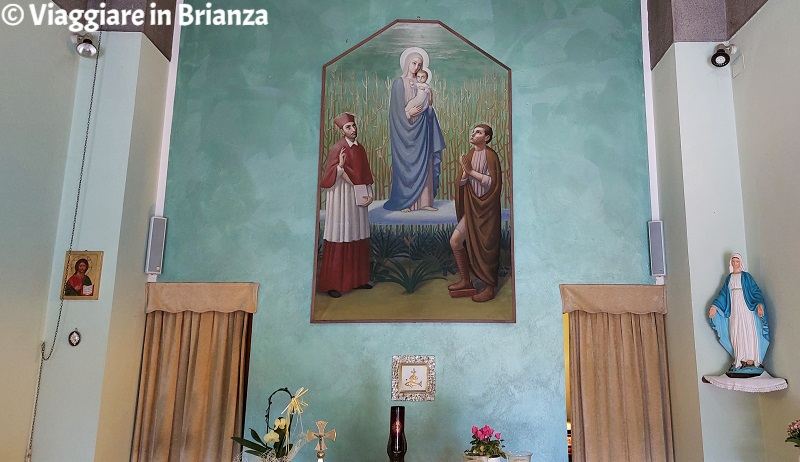 La Madonna di Musico a Costa Masnaga
