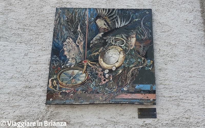 Maria Grazia Bomman, Nello spazio e nel tempo