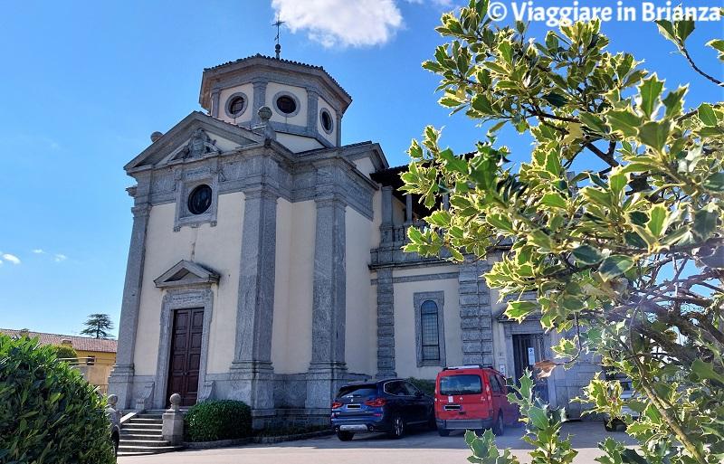 L'Oratorio di San Francesco a Villa Beretta a Costa Masnaga