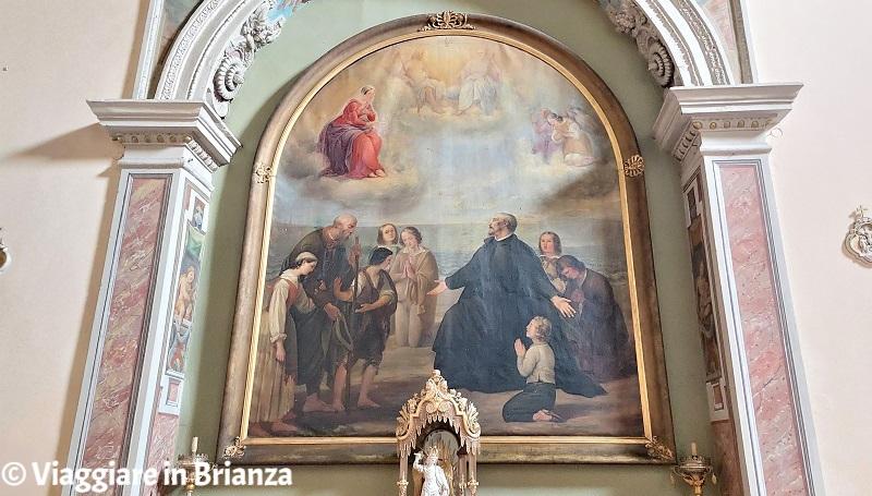 San Filippo Benizzi nella Chiesa di San Bernardo a Lezza