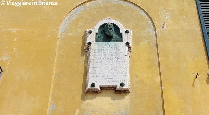 La scultura di Pietro Negri