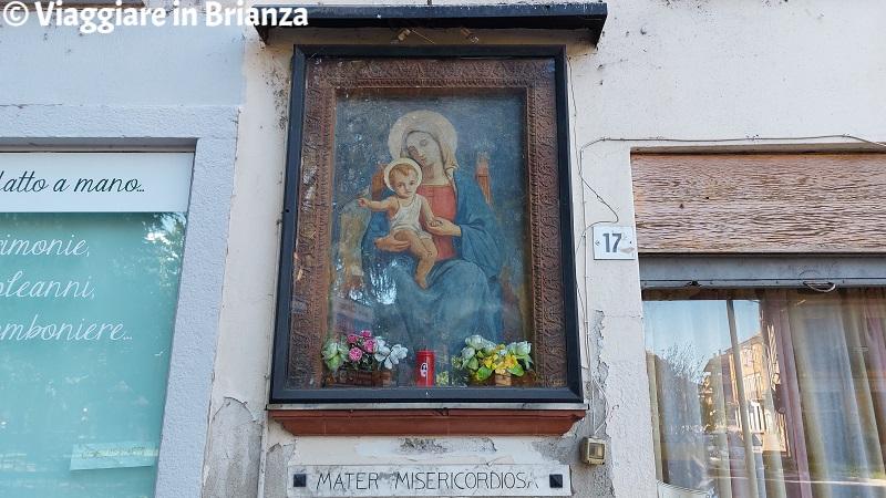 La Madonna dell'Uccellino a Meda