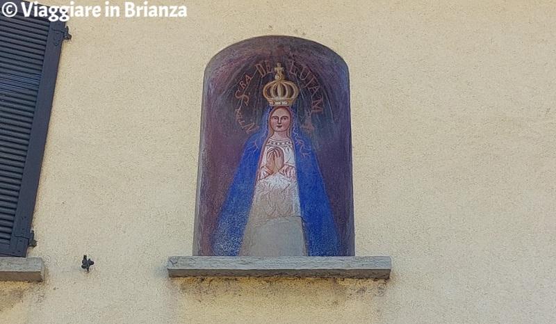 La Vergine de Lujan a Meda