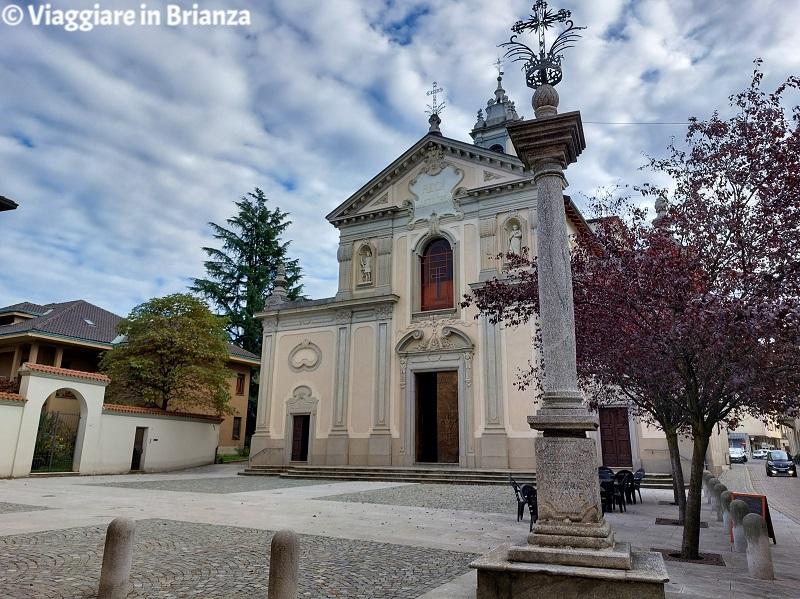 Cermenate, la Chiesa di San Vito e San Modesto